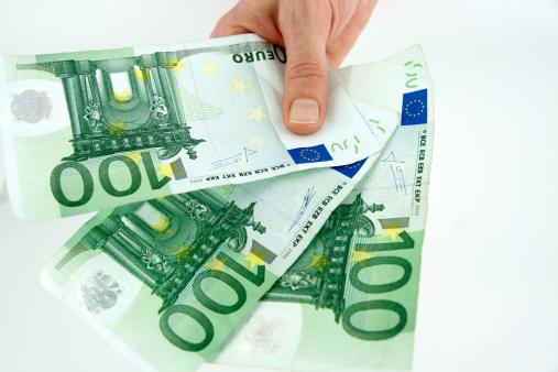 Een lening van 500 euro per direct