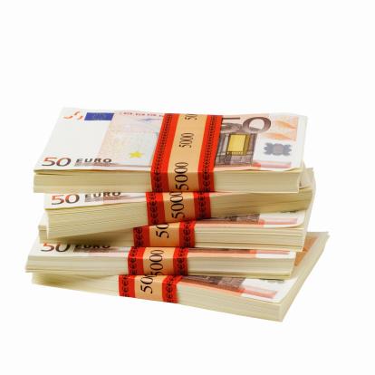 Ik wil een volle geldbeurs en heb haast
